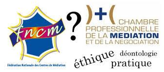 logo de la fédération nationale des centres de médiation